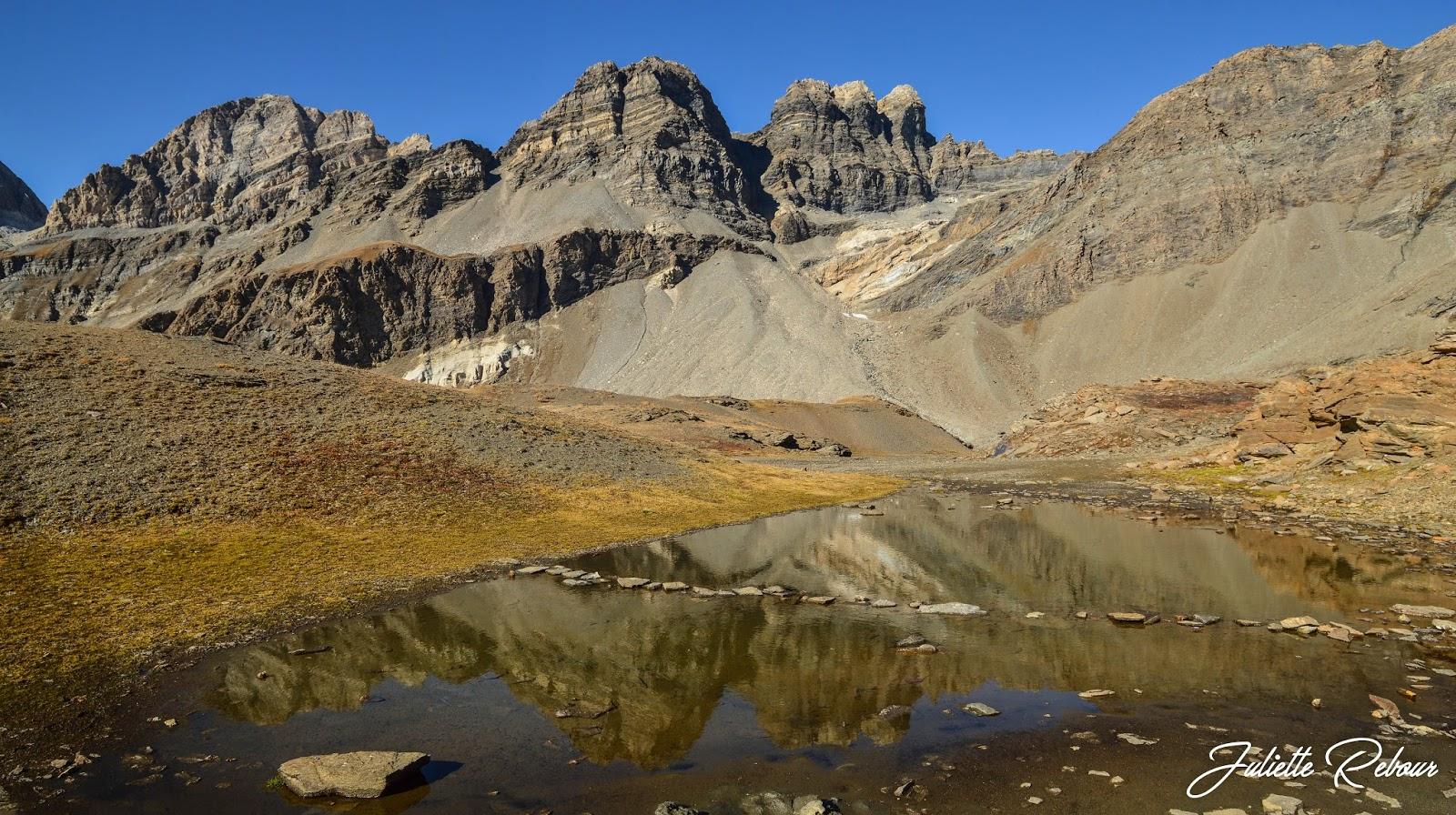 Parc National de la Vanoise, randonnée à Val d'Isère