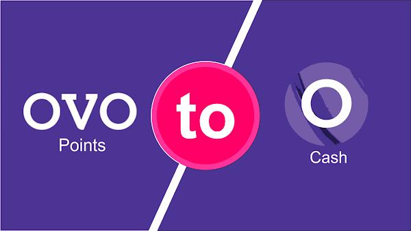 Cara Mengubah OVO Points Menjadi OVO Cash