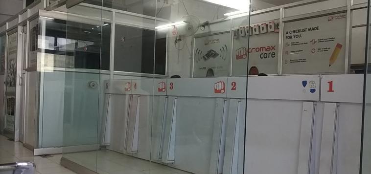 micromax service center in varanasi