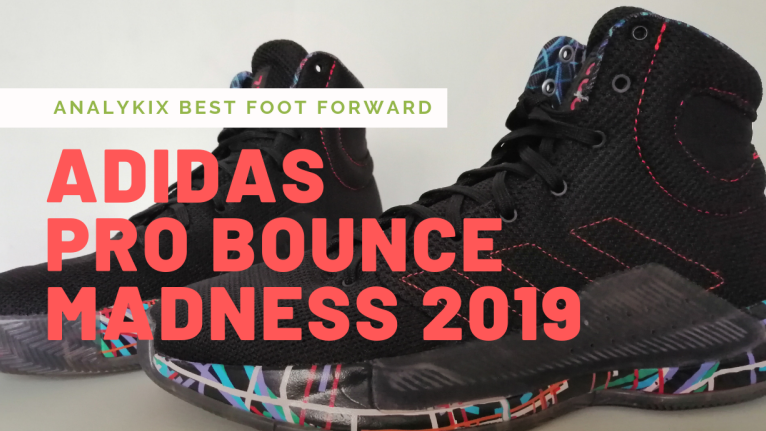 e4c0f2ad6588 Best Foot Forward  adidas Pro Bounce Madness 2019