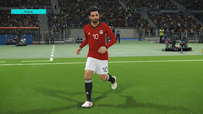 PES 2018 PS4 Option File World Cup 2018 Russia by Nicoultras