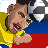Tải Head Soccer Russia Cup 2018 World Football League Hack Cho Android