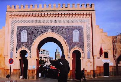 Tarihi Şehir Kapısı fotoğrafı