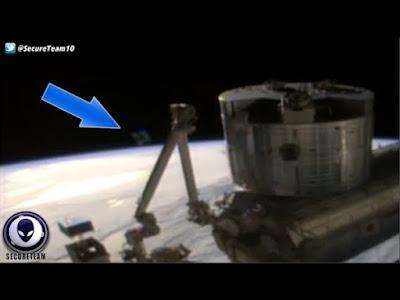 Τι είδε η NASA και έκοψε τη μετάδοση από το Διεθνή Διαστημικό Σταθμό; (ΒΙΝΤΕΟ)