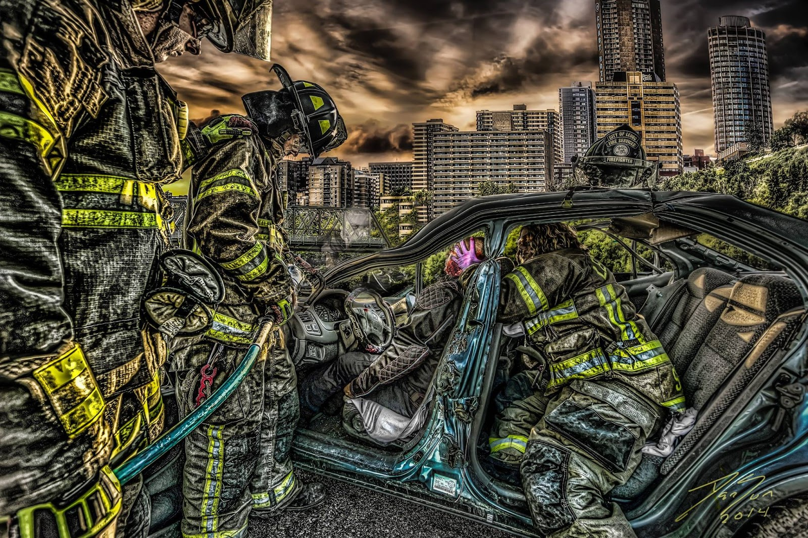 First Responder Cover Letter