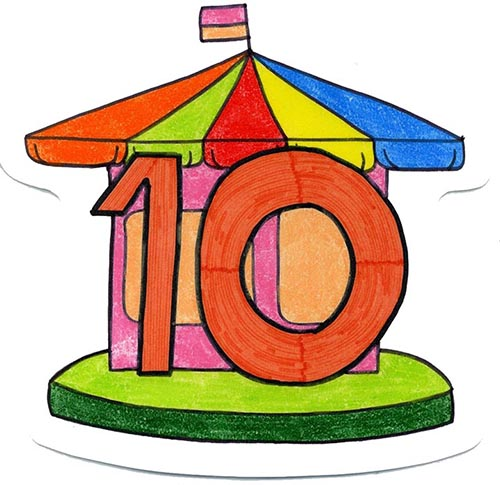 número dez