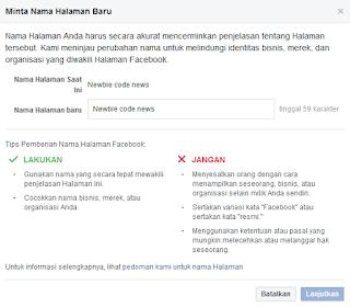 Cara Merubah Nama Grup Di Facebook
