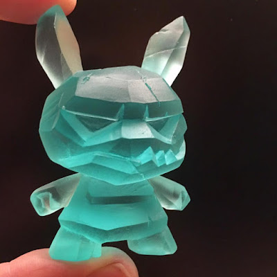 San Diego Comic-Con 2017 Debut The Odd Ones' Shard Dunny Resin Figure by Scott Tolleson