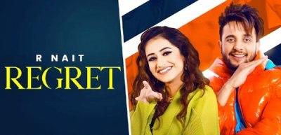 Regret Song Lyrics in Punjabi & English By R Nait   Ft Tanishq Kaur   Speed Recordz