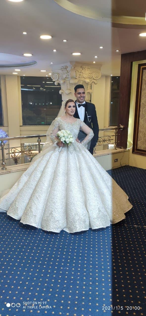 شبكة أسرار نيوز تهنئ عائلات القط ومسعود بمناسبة حفل زفاف نجلهم  المحاسب بسام