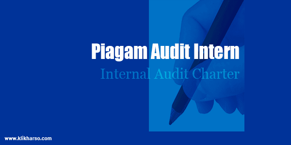 Piagam Audit Intern