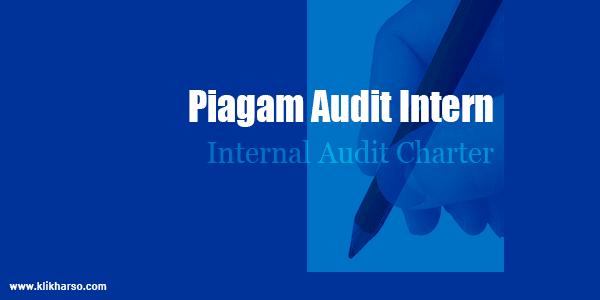 Piagam Audit Intern