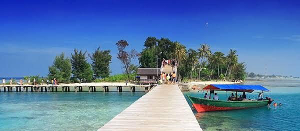 DPRD DKI Jakarta Setujui Usulan Anggaran Restorasi Pantai di Kepulauan Seribu
