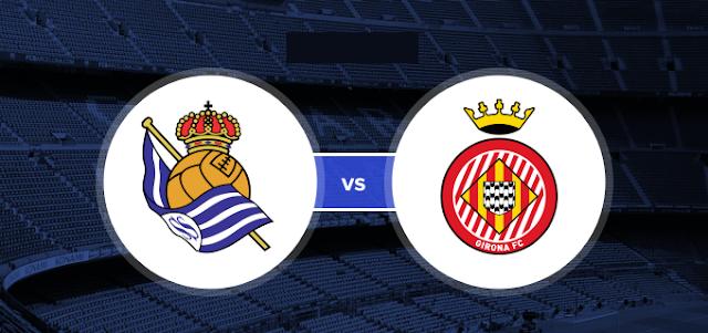 Real Sociedad vs Girona Full Match And Highlights