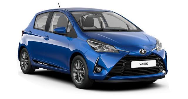 En Ucuz Sıfır Otomatik Vites Arabalar (Toyota Yaris)