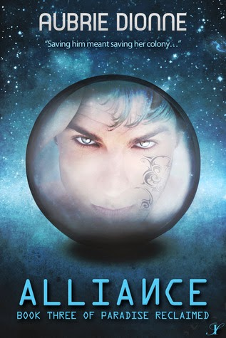 Book Blast & GIVEAWAY — Alliance by Aubrie Dionne