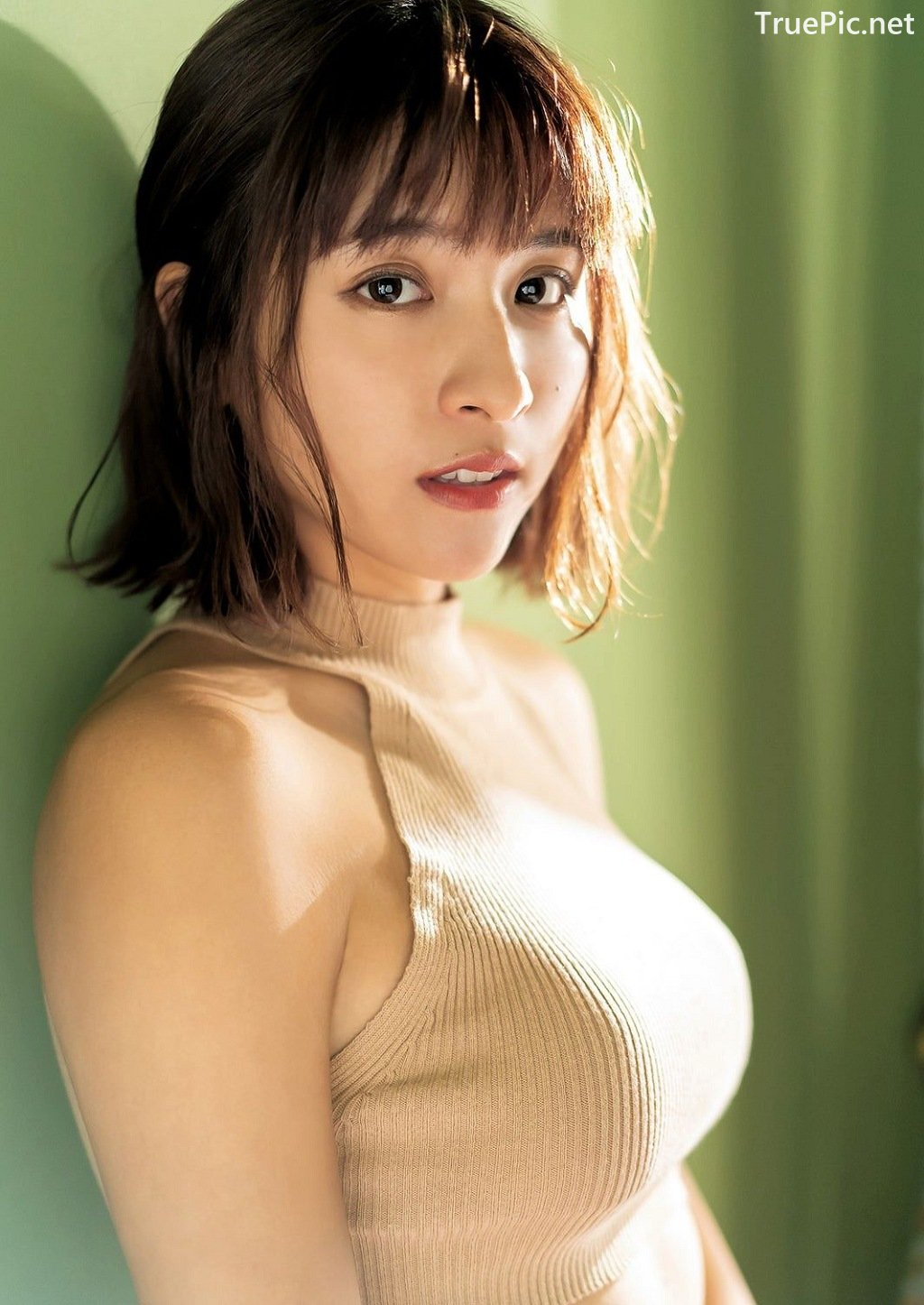 Image Japanese Model - QunQun - [Young Jump] 2020 No.01 - TruePic.net - Picture-7