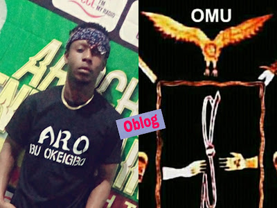Arochukwu musician arrested over putting on clothe written ''Aro bu Okeigbo''