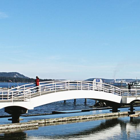 nanaimo british columbia harbour city