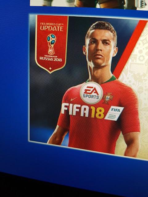 Se filtra imagen de modo mundial para FIFA 18