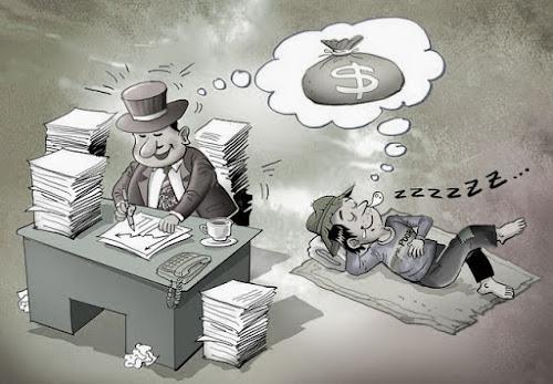 Người giàu và người nghèo có suy nghĩ khác nhau như thế nào?