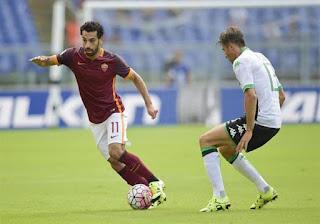 روما و ساسولو بث مباشر الثلاثاء 2-2-2016 roma vs sassuolo