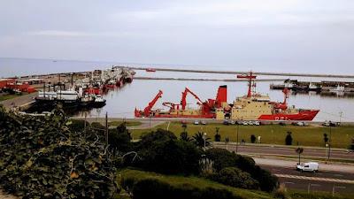 www.viajaportodoelmundo.com   Mar del Plata puerto