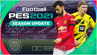 Download PES 2021 PPSSPP Android TM Arts Best Graphics Update New Face & Latest Transfer