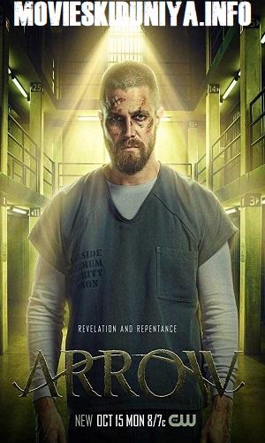 Arrow (S07) Season 7 Full English Download 480p 720p HEVC All Episodes