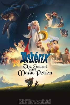Sinopsis film Asterix: The Secret of the Magic Potion (2018)