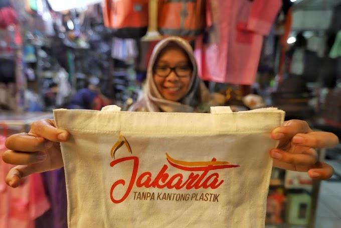 Mulai Juli 2020, Jakarta Tanpa Plastik