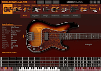 IK Multimedia MODO BASS v1.5.2 Full version