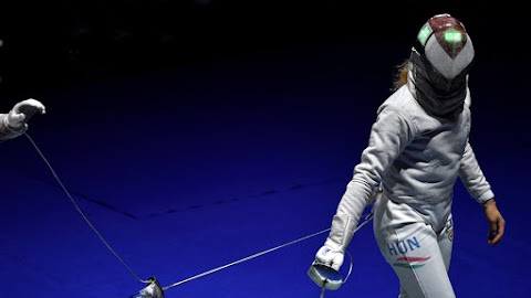 Vívó-vb - Negyeddöntős vereség női kardban