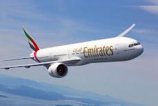 شواغر طيران Emirates بالامارات 2021