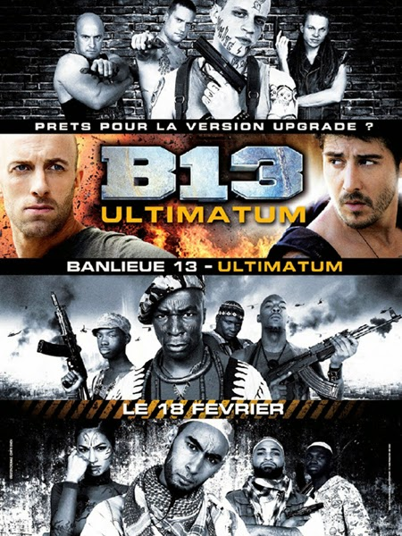 Download District 13: Ultimatum (2009) BluRay 720p
