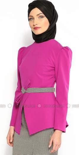 Baju Muslim Atasan untuk Kerja