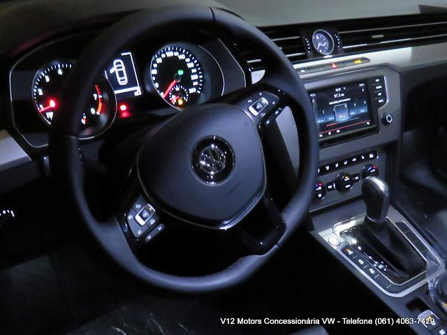 VW Passat  Comfortline 2017 - interior