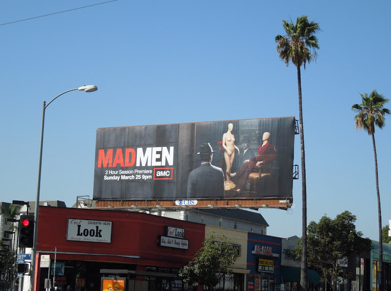 Mad Men season 5 billboard
