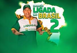 """Promoção """"Ligada No Brasil 2"""""""