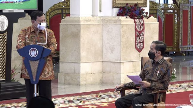 Prabowo Puji Jokowi, Pengamat: Dia Diberi Kursi Menteri, Harus Membayar dengan Meredam Pendukungnya