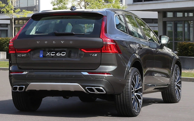 Volvo XC60 2020 - fabricado na China