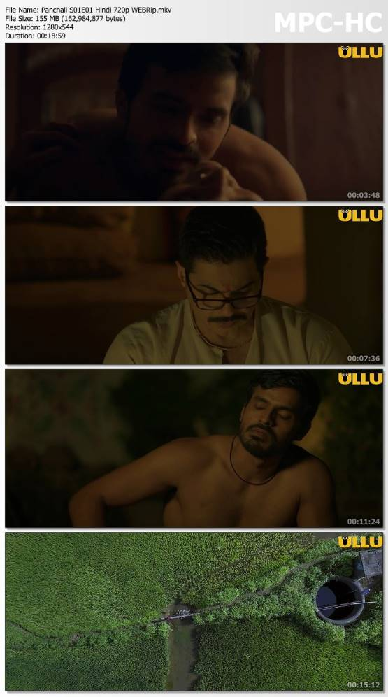 Screen Shoot of 18+ Panchali (2019) S01 Hindi Complete Web Series 720p HDRip
