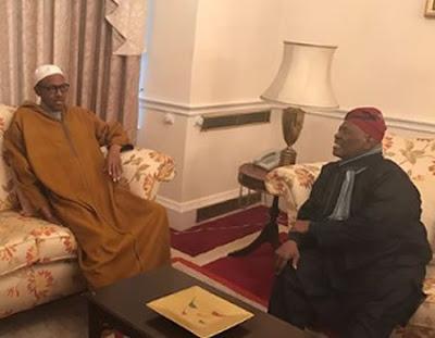 Bisi Akande finally speaks on Buhari's health status