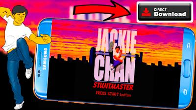 Jackie Chan Stuntmaster Download