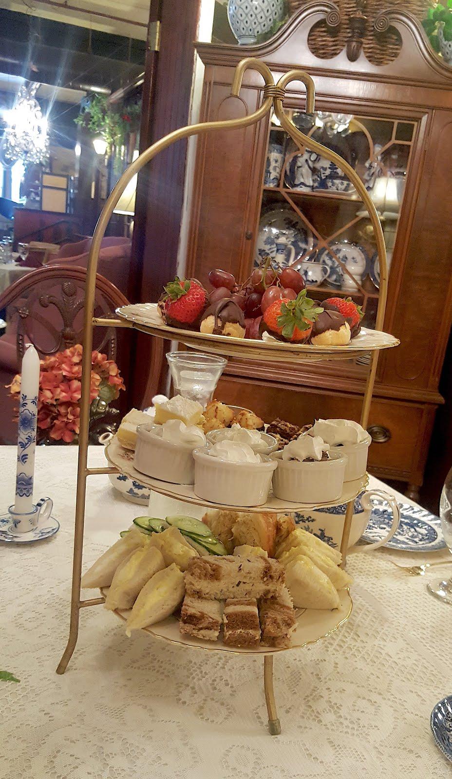 Tea Travellers Societea: March 2017