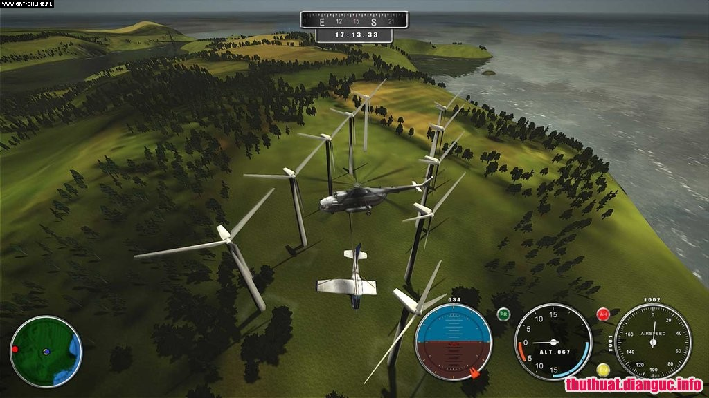 game mô phỏng cứu hộ máy bay