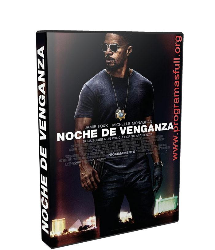 noche de venganza poster box cover