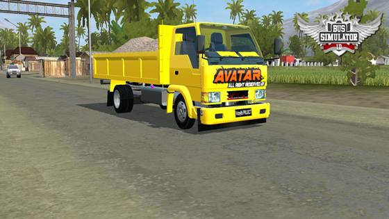 mod truk ragasa avatar