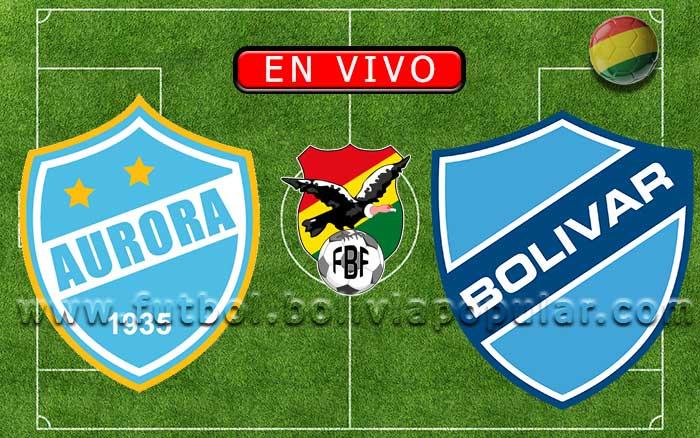 【En Vivo】Aurora vs. Bolívar - Torneo Clausura 2019