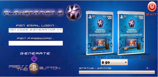 psn card generator no surveys no password | Ownerletter co